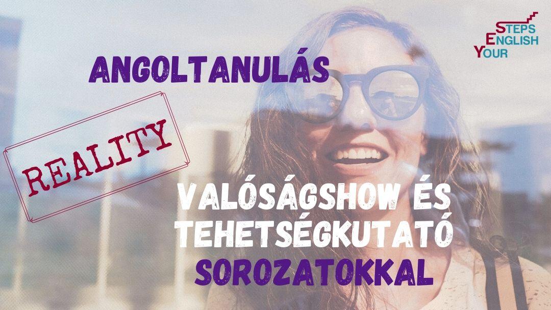 YES YourEnglishSteps angol Judittal angoltanulás valóságshow és tehetségkutató tv sorozatokkal tippek hatékony és élvezetes angoltanuláshoz gratisography